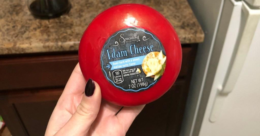ALDI's Edam Cheese Wheel