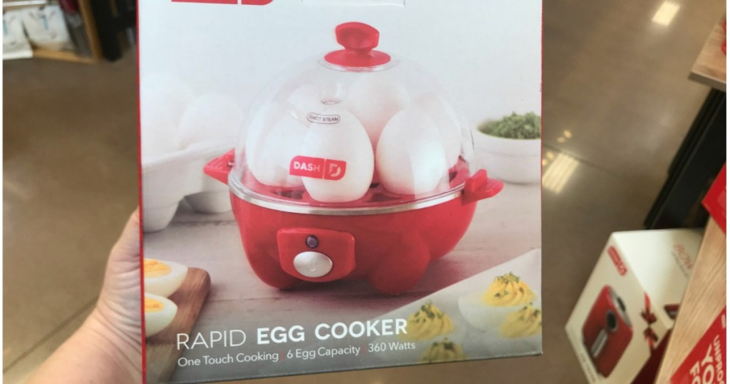 keto git guide — dash rapid egg cooker