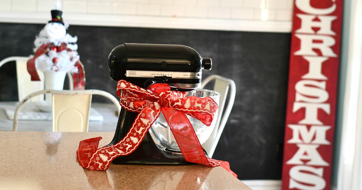 Hip2Keto KitchenAid giveaway