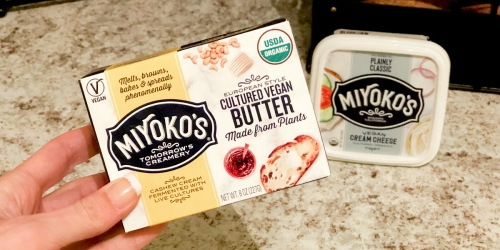 Going Dairy-Free on a Ketogenic Diet? Try Miyoko's Creamery Vegan Products