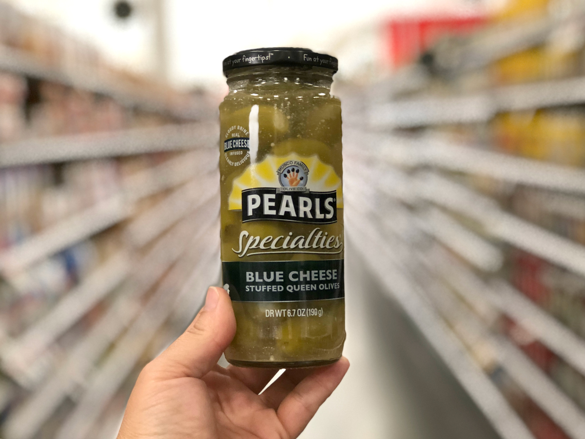 Pearls Specialties Olives are some of our favorite keto olives