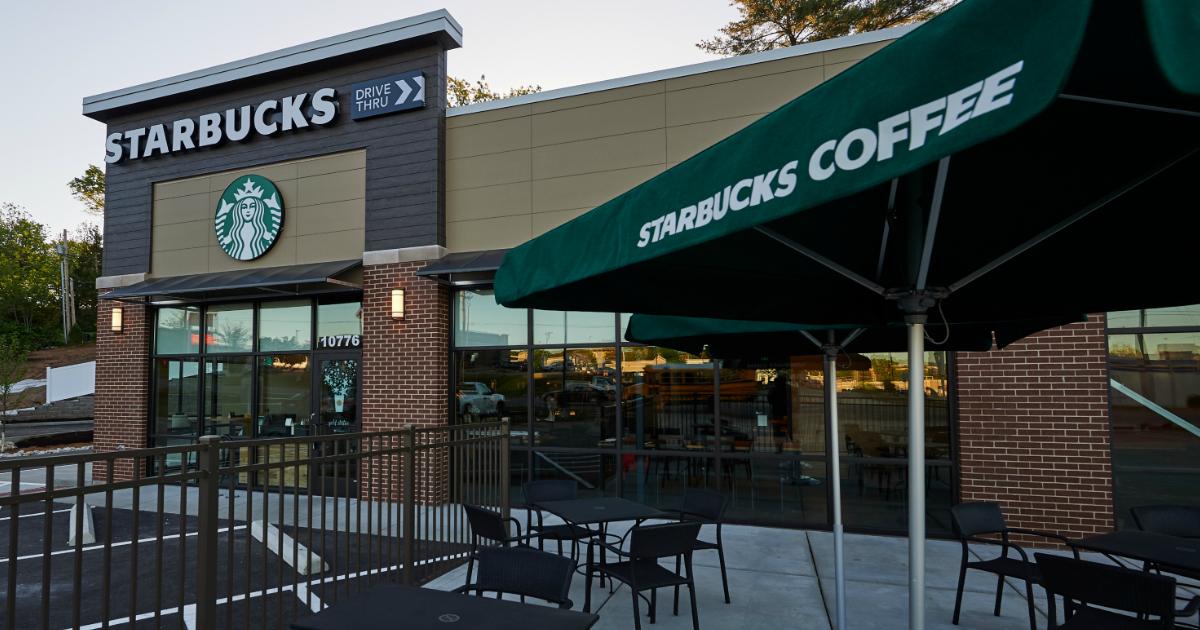 Starbucks Store Front