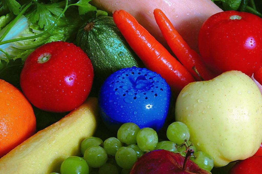 Bluapple produce freshness extender