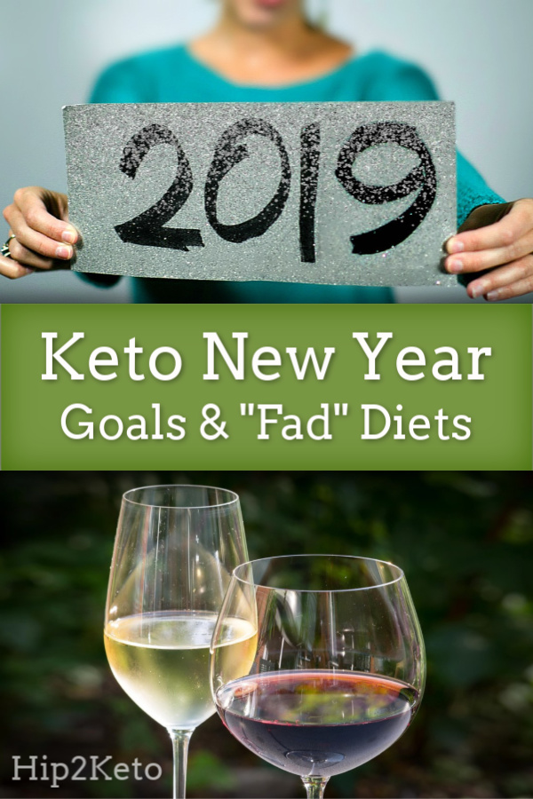 keto new year pinterest image