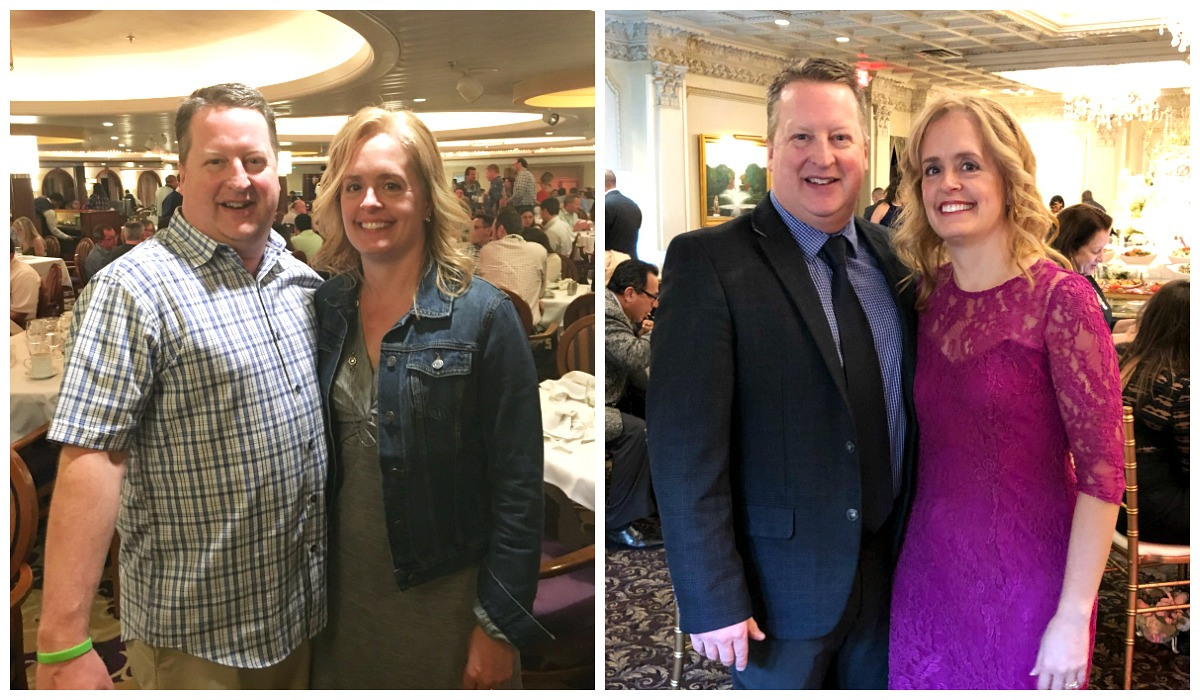 keto success stories — laurel and her husband
