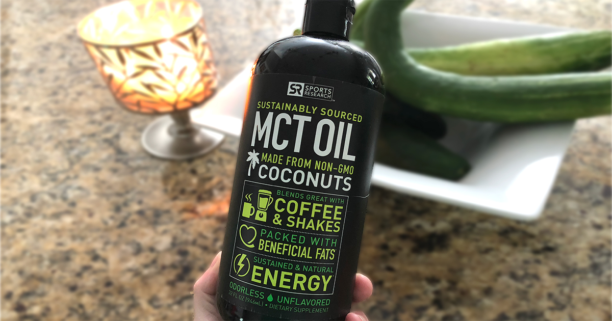 ultimate gift guide keto low-carb bacon — mct oil