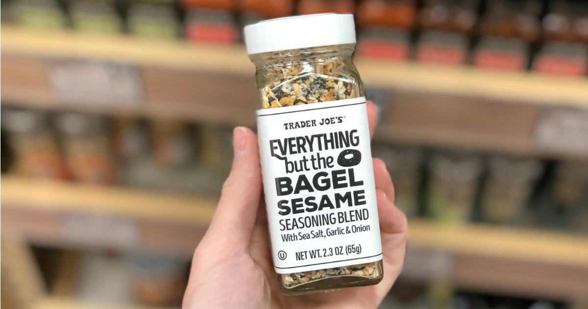 trader joes everything but the bagel sesame seasoning blend