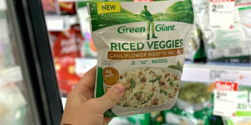 Green Giant Deal: Try Their Riced, Mashed, Roasted, & Spiraled Veggies (Perfect for Keto)