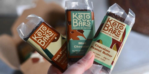 These High Fat Keto Chocolate Bars Will Not Let Your Sweet Tooth Craving Down…