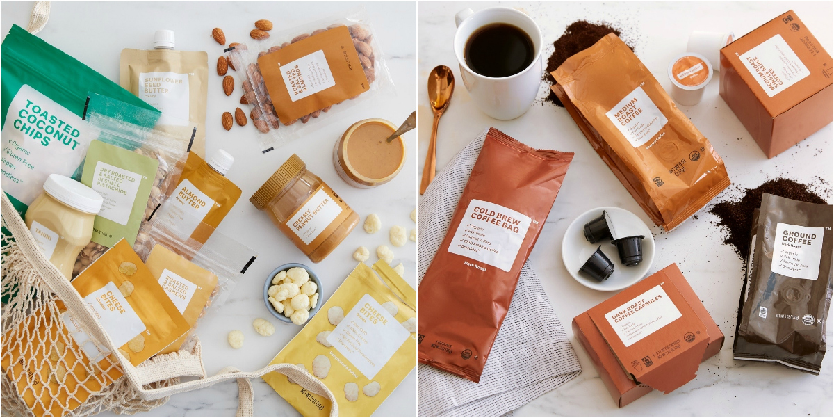 Keto bundles and deals for Brandless