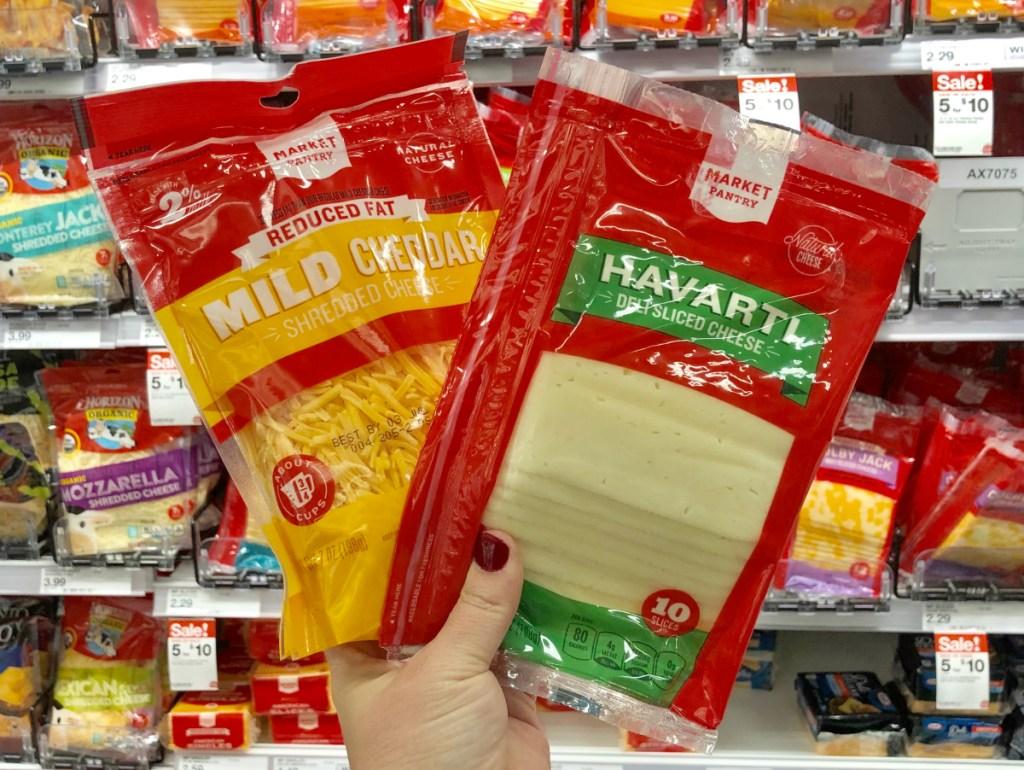 Market Pantry Cheese at Target