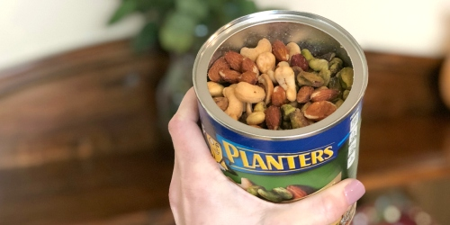 Keto Snack Deal: 20% Off Planters Nuts on Amazon + Free Shipping