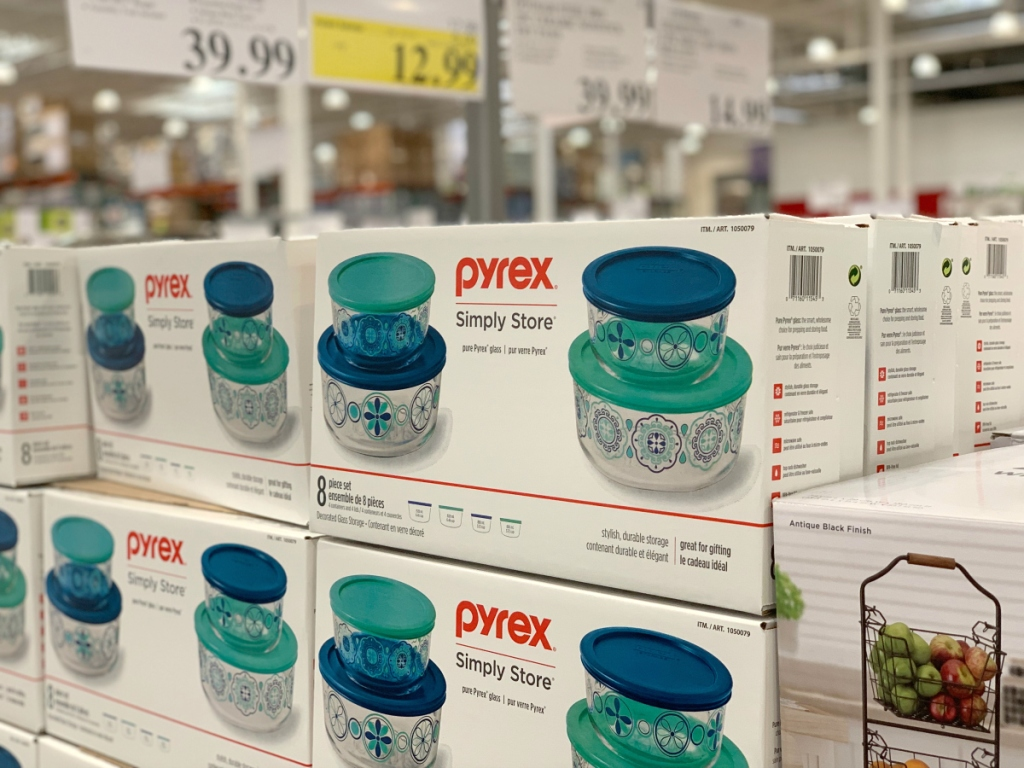 Pyrex Simply Store deal at Costco