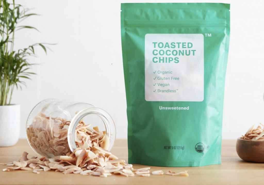 Toasted Coconut Chips Brandless