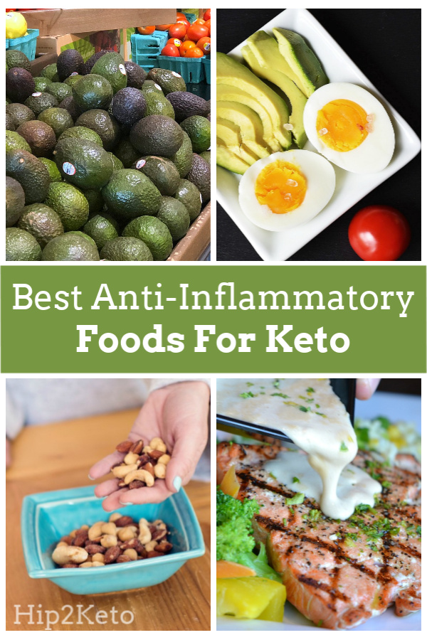 does a ketogenic diet cause inflammation