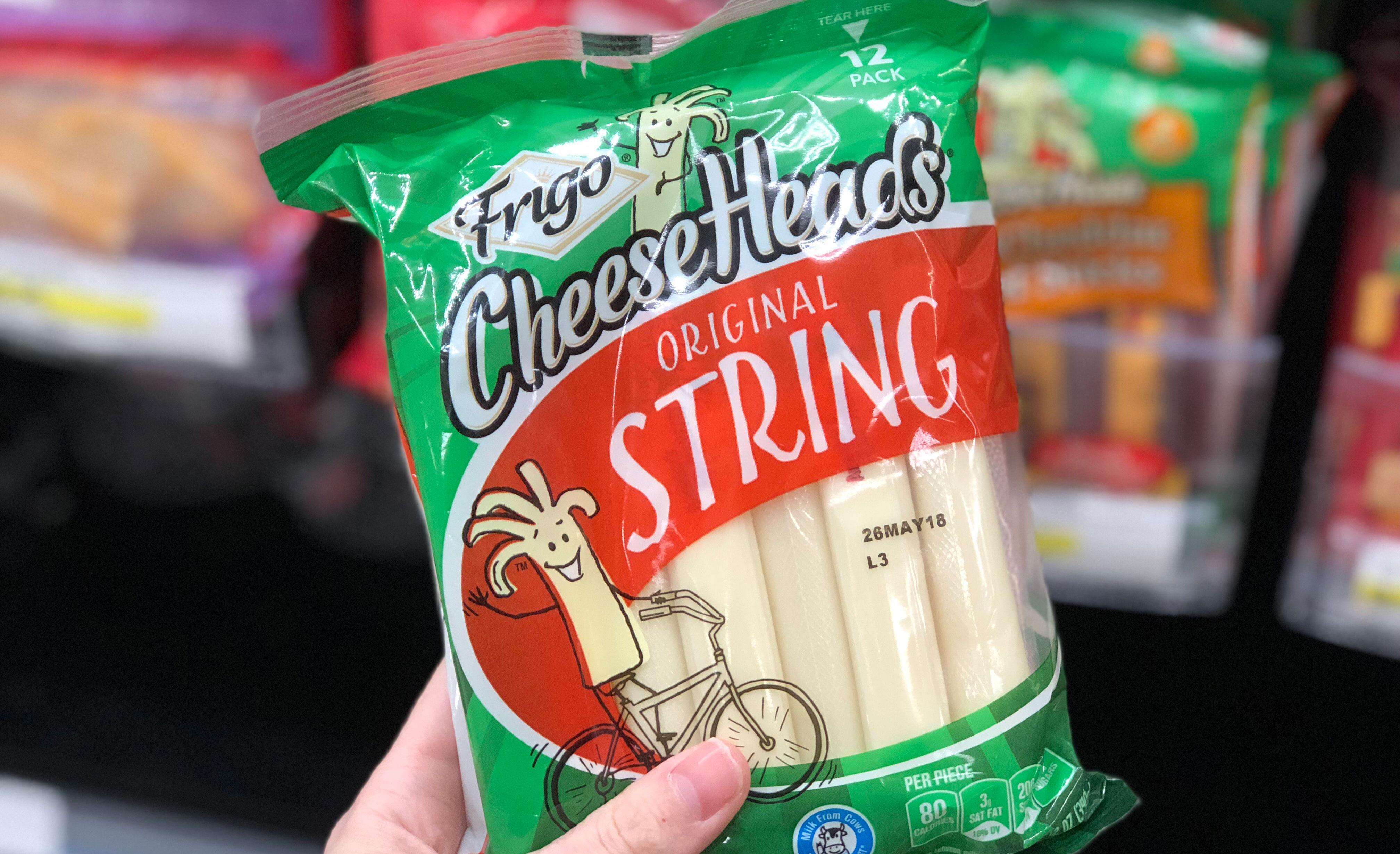 frigo cheeseheads original package