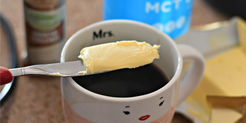 Jump Start Your Day with Bulletproof Coffee
