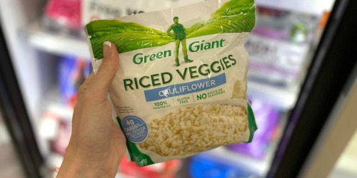 Green Giant's Riced Veggies & Spirals are Perfect for Keto (+ We've Got a Target Deal!)