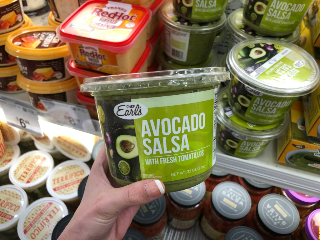 Avocado Salsa at Sam's Club