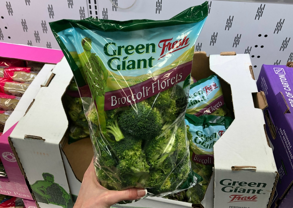 Broccoli Sam's Club