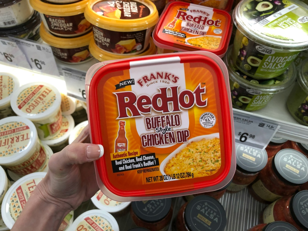Frank's RedHot Chicken Dip Sam's Club