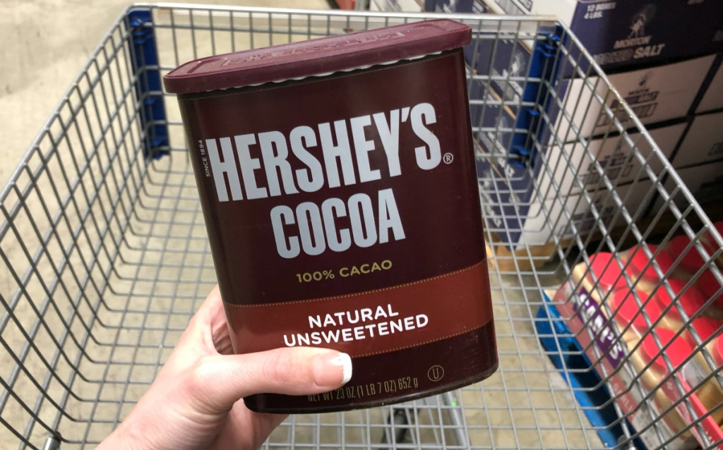 Hershey's Cocoa Sam's Club