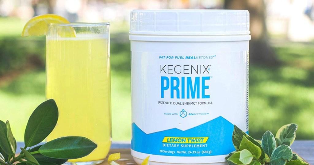 Exogenous Ketones - Kegenix Prime
