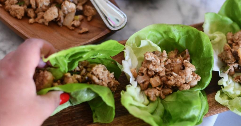 PF Changs Copycat Lettuce Wraps