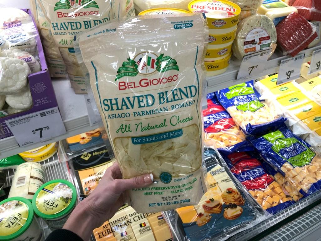 Parmesan Cheese Blend Sam's Club