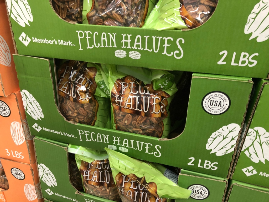 Pecan's at Sam's Club