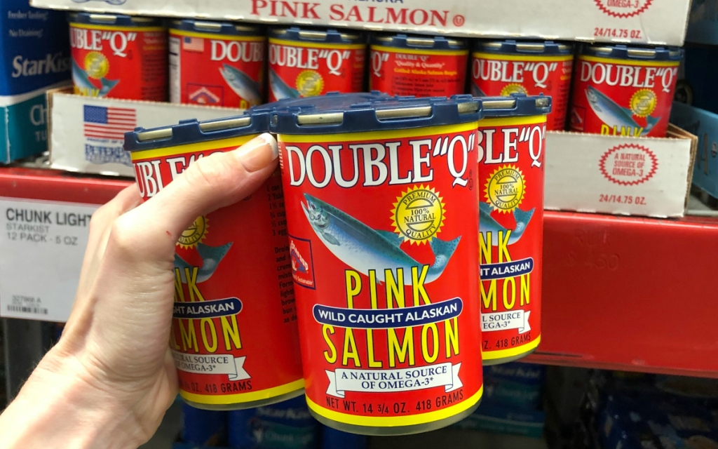 Pink Salmon Sam's Club