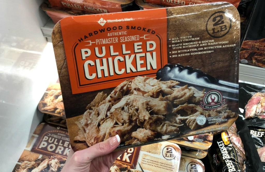 Pulled Chicken Sam's Club