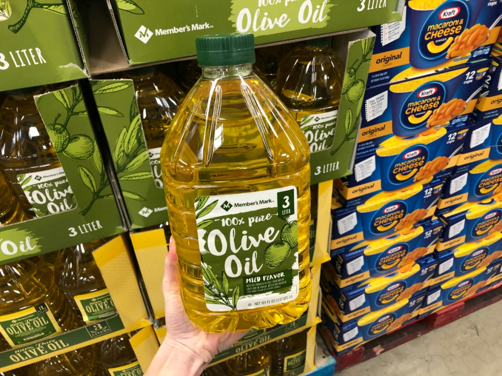Pure Olive Oil Sam's Club