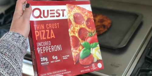 Should You Store Quest Frozen Pizza in Your Freezer for Emergency Pizza Cravings?