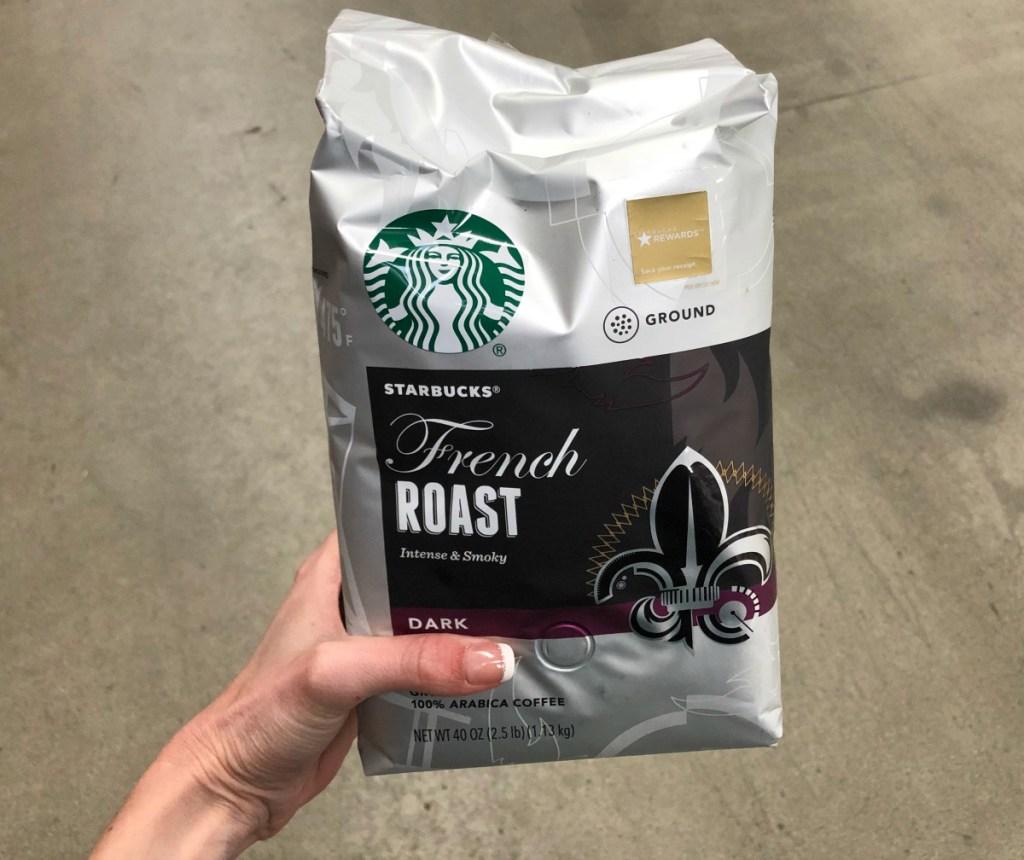 Starbucks French Roast Sam's Club