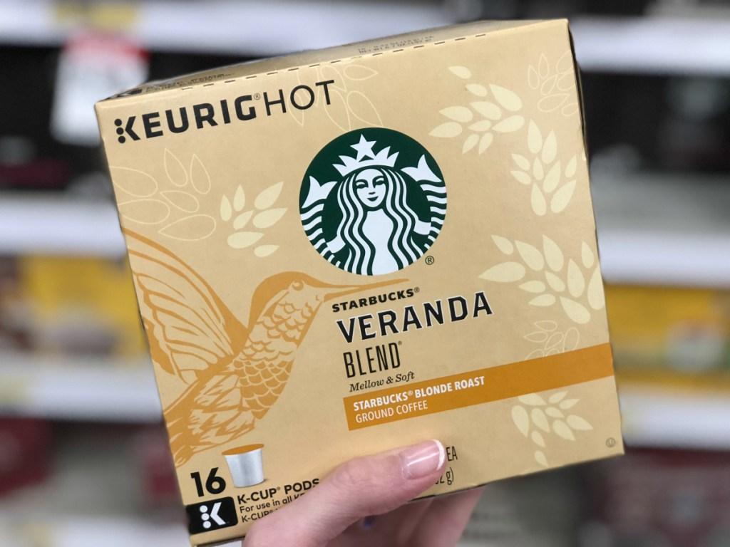 Starbucks K-Cups at Target