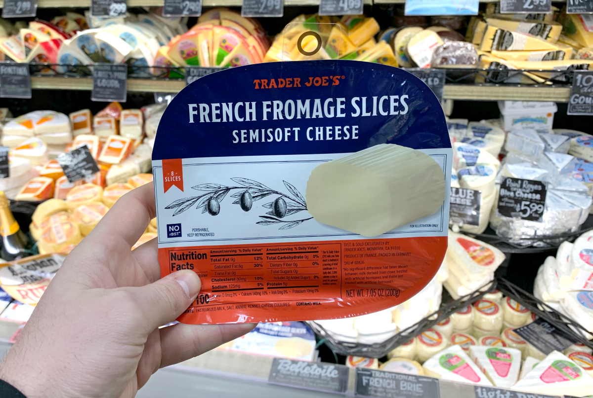 Trader Joe's French Fromage Cheese