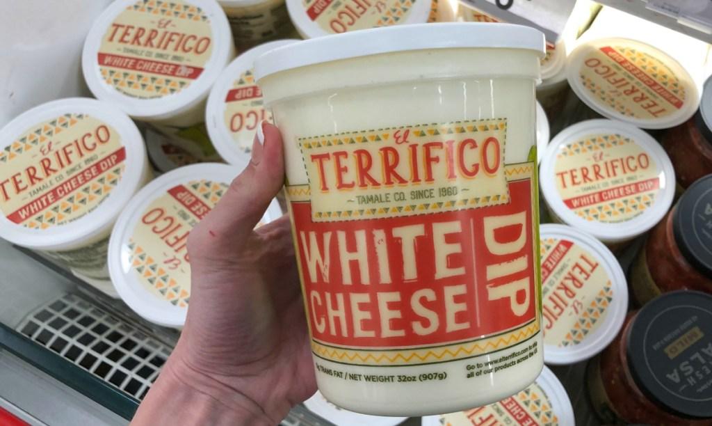 White Cheese Dip Sam's Club