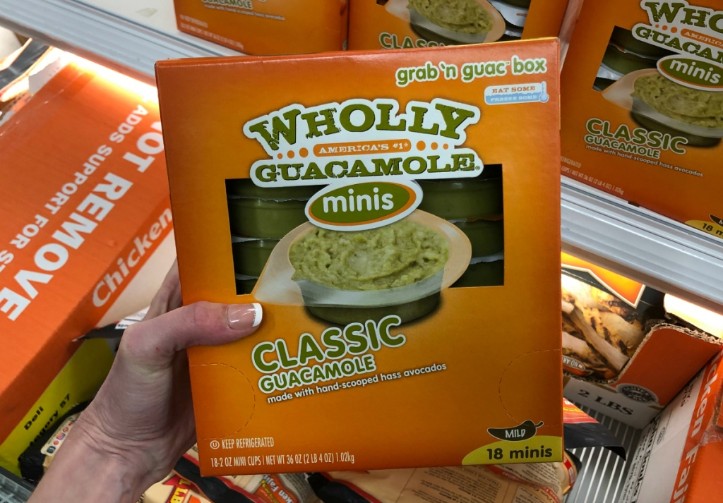 Wholly Guacamole Minis Sam's Club