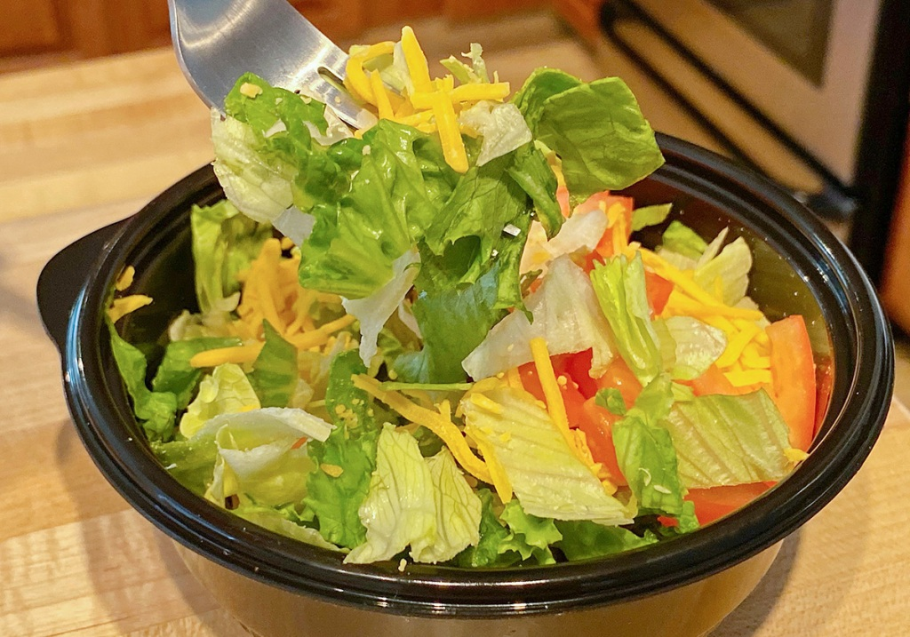 arby's side salad