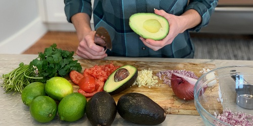 This Keto Guacamole Recipe Will GUAC Your World!