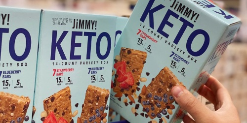 Best Sam's Club Keto Grocery Deals This Month | Save on Keto Bars, Sausage Sticks, & More