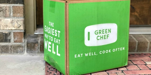 Stay Home & Have Green Chef Keto Meals Delivered to Your Doorstep