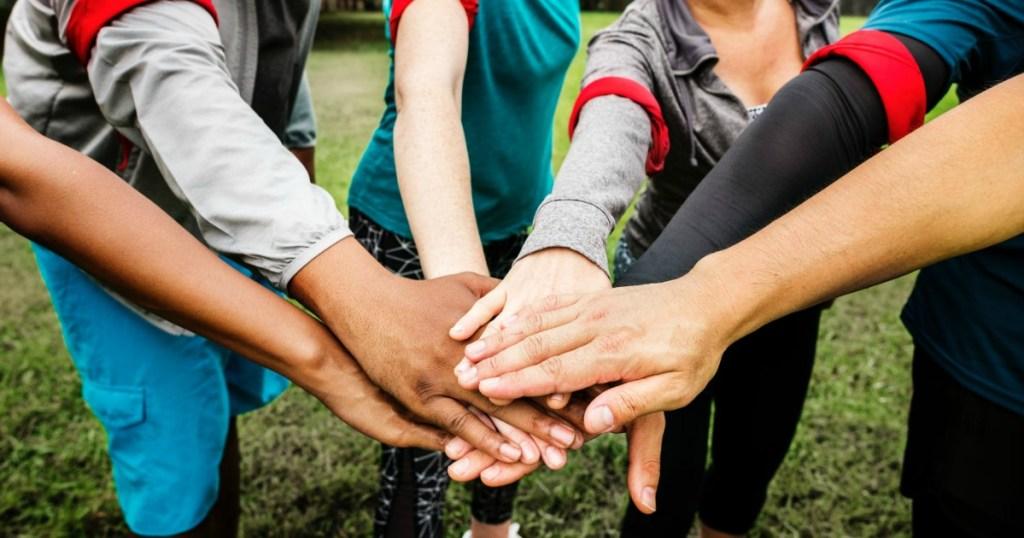 Teamwork and success stories