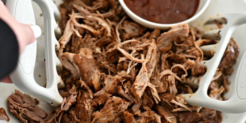 Keto Instant Pot Pulled Pork