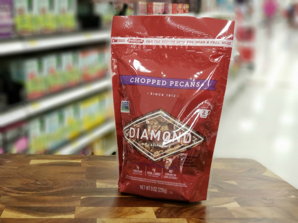 Diamond Chopped Pecans at Target