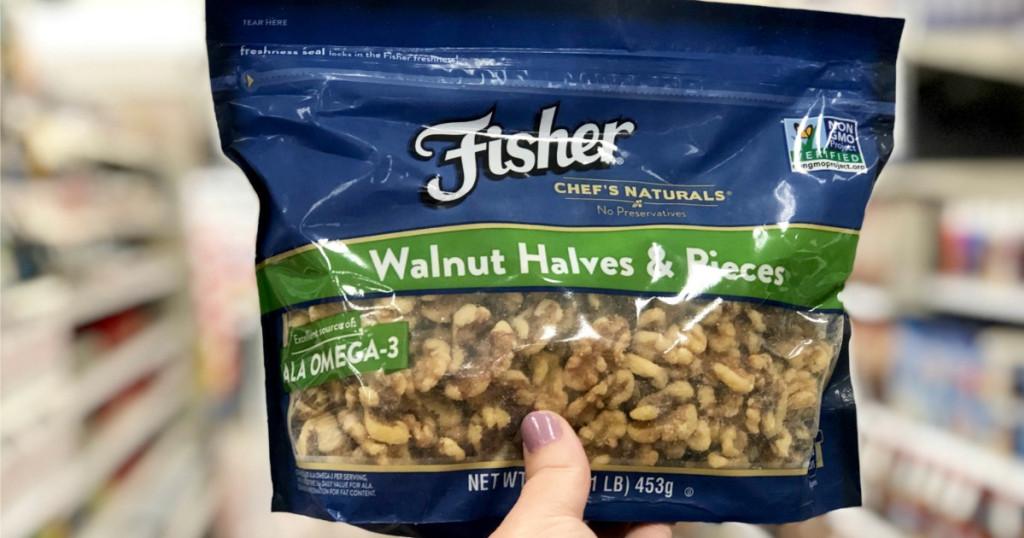 Fisher-Walnuts