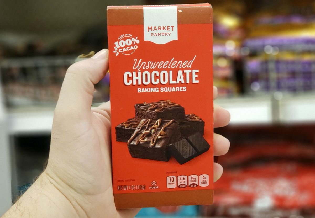 Market Pantry Baking chocolate at Target