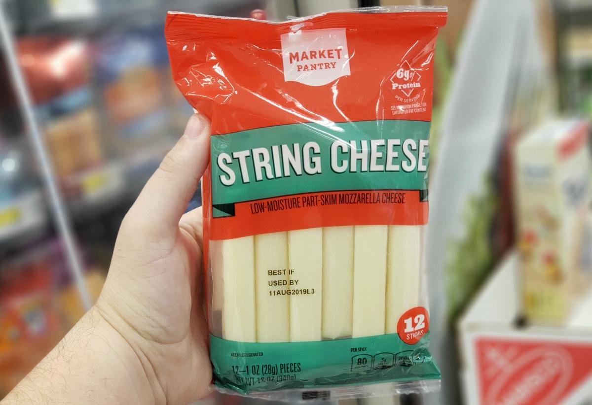 Market Pantry Mozzarella sticks at Target