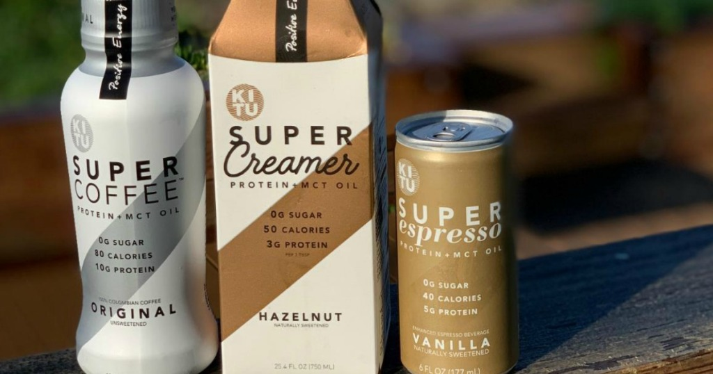 Super Coffee products